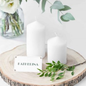CLEMENTINA PLACE CARDS