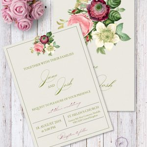 MAURA INVITATION