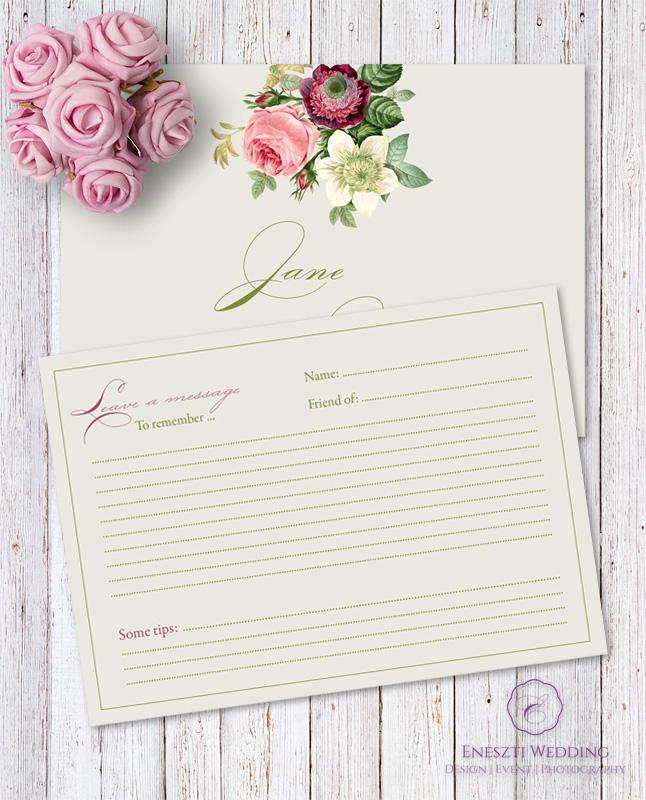 MAURA MESSAGE CARD